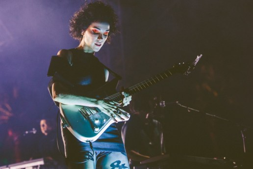 "St. Vincent, Sounwave & Terrace Martin Remake Rolling Stones' ""Emotional Rescue"""