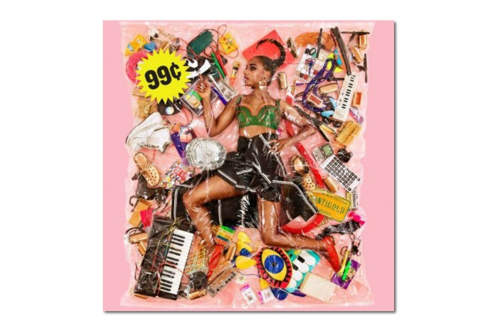 Stream Santigold's New Album '99 Cents'