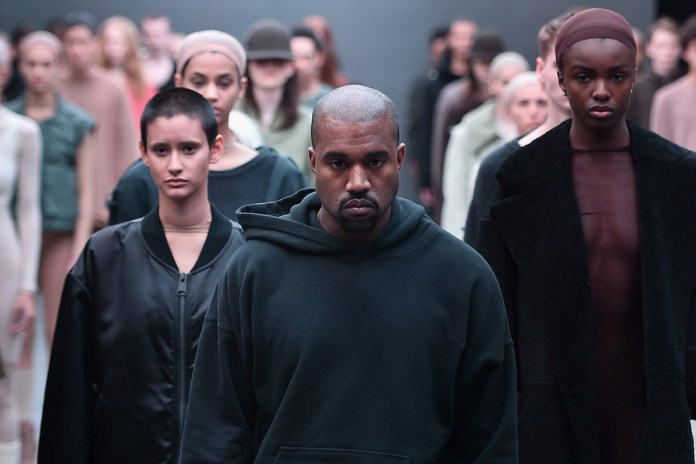Kanye West's World Premiere of 'T.L.O.P.' & Yeezy Season 3 at MSG to Stream Live on TIDAL