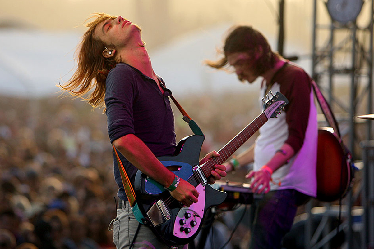 tame impala live performance le grand journal