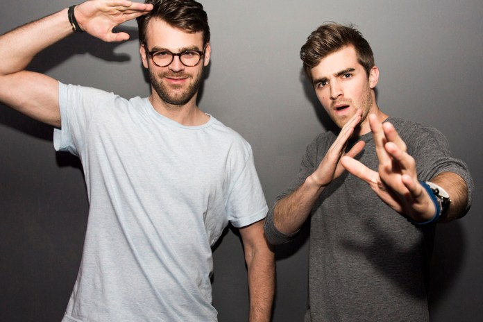 "The Chainsmokers Share New Single ""Don't Let Me Down"""