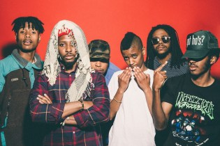 """The Internet Cover N.E.R.D.'s """"Tape You"""""""