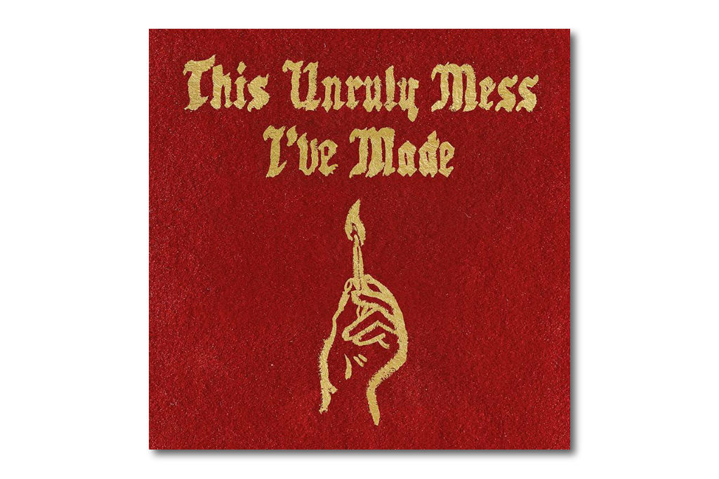 Macklemore & Ryan Lewis 'This Unruly Mess I've Made' (Album Stream)