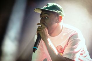 "Watch Tyler, The Creator Losing His Mind to Kanye West's ""Freestyle 4"""