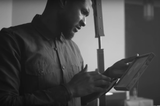 "Usher and Nas Release a Powerful New Video for ""Chains"""