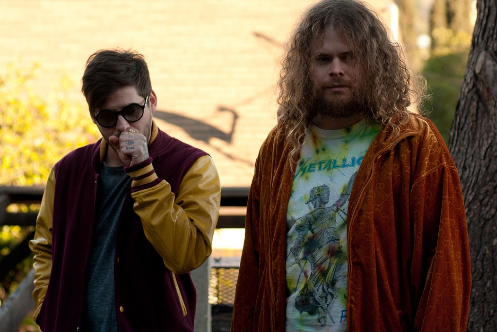 """Wavves & Cloud Nothings Share """"I Find"""" & """"No Life For Me"""" Demo"""
