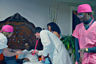 "Young Thug Releases Video for ""F Cancer"" Featuring Boosie & Quavo"