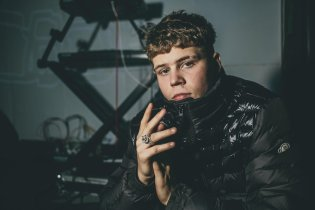 "Yung Lean Shares New Single ""Af1s"" and Tracklist for 'Warlords'"