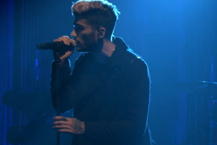 "ZAYN Debuts New Song ""It's You"" on 'Jimmy Fallon'"