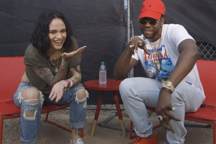 2 Chainz Meets Kehlani
