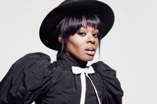 "Azealia Banks Shares New Single ""Used To Being Alone"""