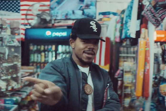 """Chance the Rapper Teams up With Skrillex on """"Show Me Love"""" Remix Video"""