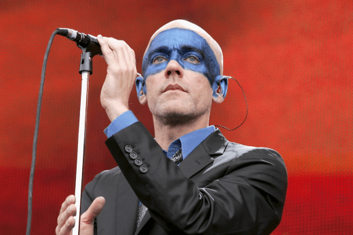 "David Bowie's ""Man Who Sold The World"" Gets Covered by R.E.M.'s Michael Stipe"