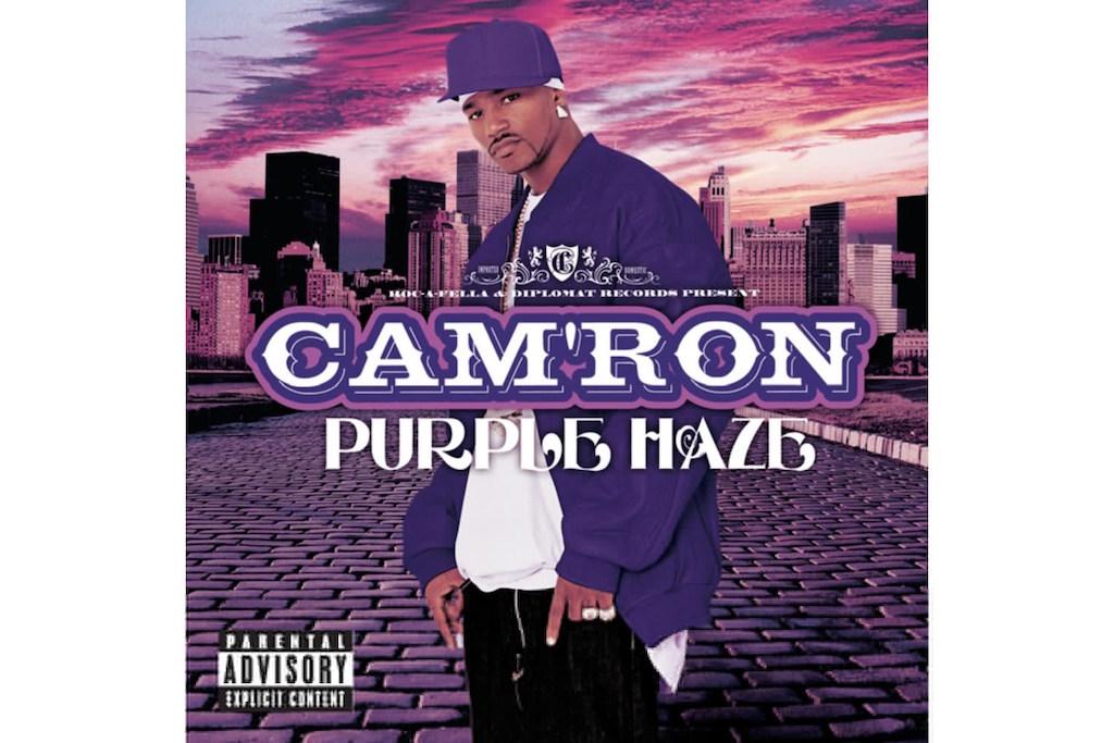 camron reebok purple haze sneaker