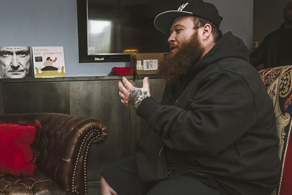 Action Bronson Previews New 'Blue Chips 7' Song