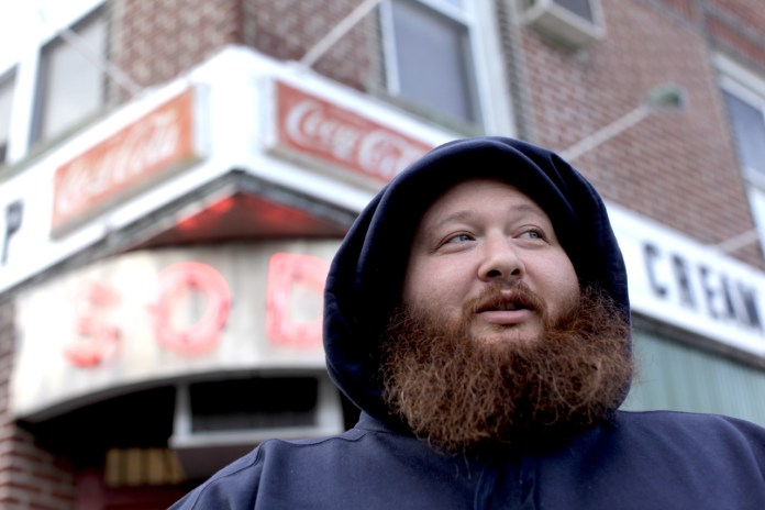 Action Bronson Announces Cookbook 'F*ck, That's Delicious: An Annotated Guide to Eating Well'