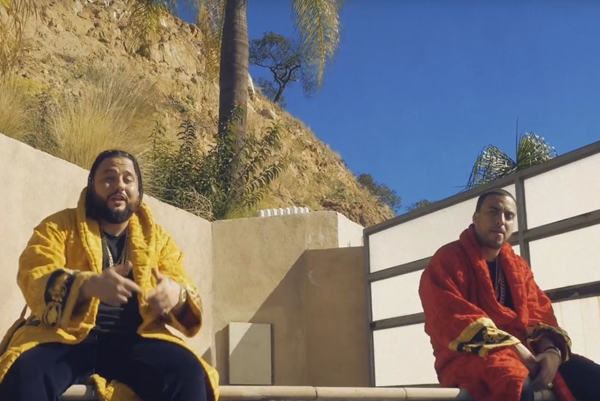 """Belly, French Montana & Max B's """"Jackson 5"""" Gets a Sunny Visual"""