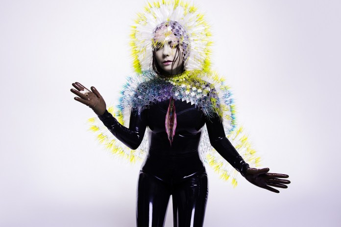 Bjork & Arca Working Together for New Bjork Album