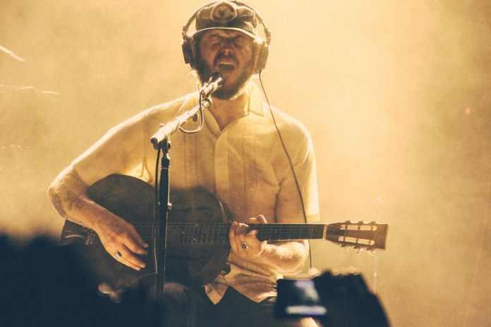 "Watch Bon Iver Perform Acoustic Version of ""Flume"""