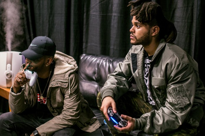 "The Weeknd & Bryson Tiller Share ""Rambo"" Remix"