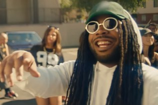 "D.R.A.M. Can't Stop Smiling in Video for ""Signals (Throw It Around)"""