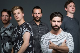 "Foals Share Unreleased Song From 'What Went Down' Sessions, ""Rain"""