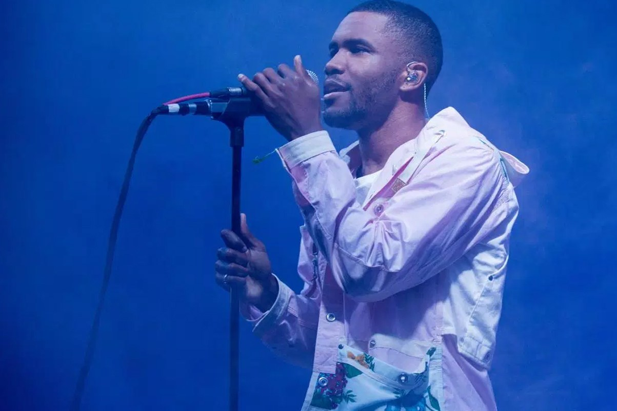 """Frank Ocean Is """"Exploring Different Vibes Completely"""" for New Album"""