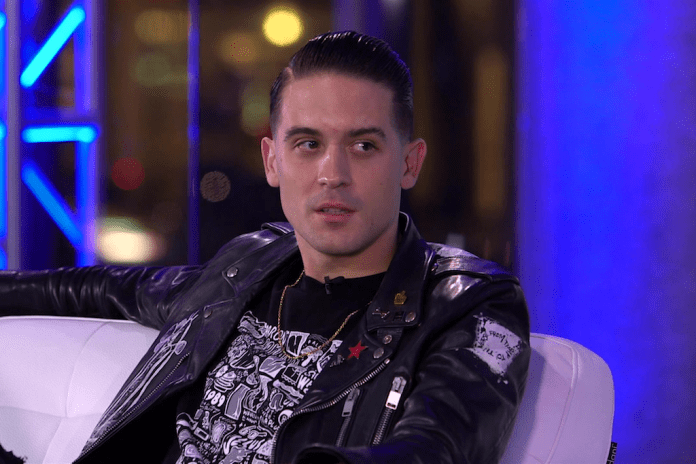 G-Eazy Helps Larry King Pick a Rap Name
