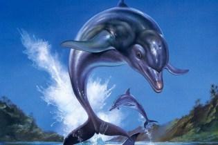 Gravez & Tek.lun Sample 'Jurassic Park' & 'Ecco the Dolphin' in New Banger