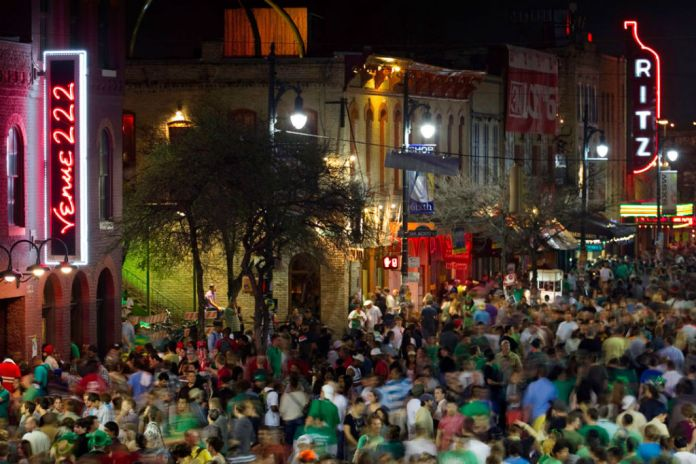 Gunshots Fired in Austin During SXSW
