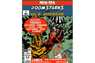 "UPDATE: New Era x HYPETRAK Present DOOM & Ghostface Killah as DOOMSTARKS and Lil B ""The BasedGod"""
