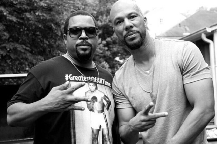 """Ice Cube & Common Unite for """"Good People"""""""
