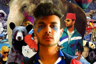 "Jai Paul's Brother A.K. Paul Unveils ""Landcruisin'"""