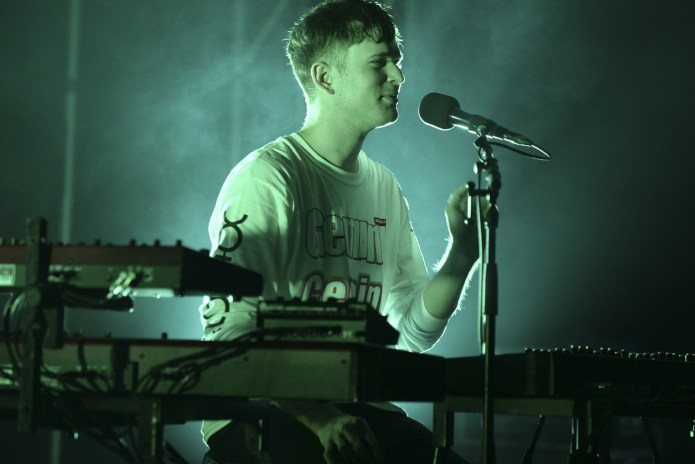 James Blake Shares 2 New Songs