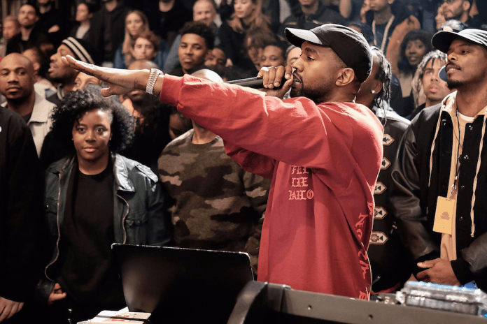 Kanye West Might Announce a 2016 Tour Very Soon