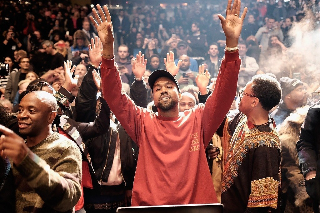 """Kanye West Reveals """"Final Mixes"""" of 'TLOP' Are Coming & Says He Believes in His """"Ripped Homeless Sweaters"""""""