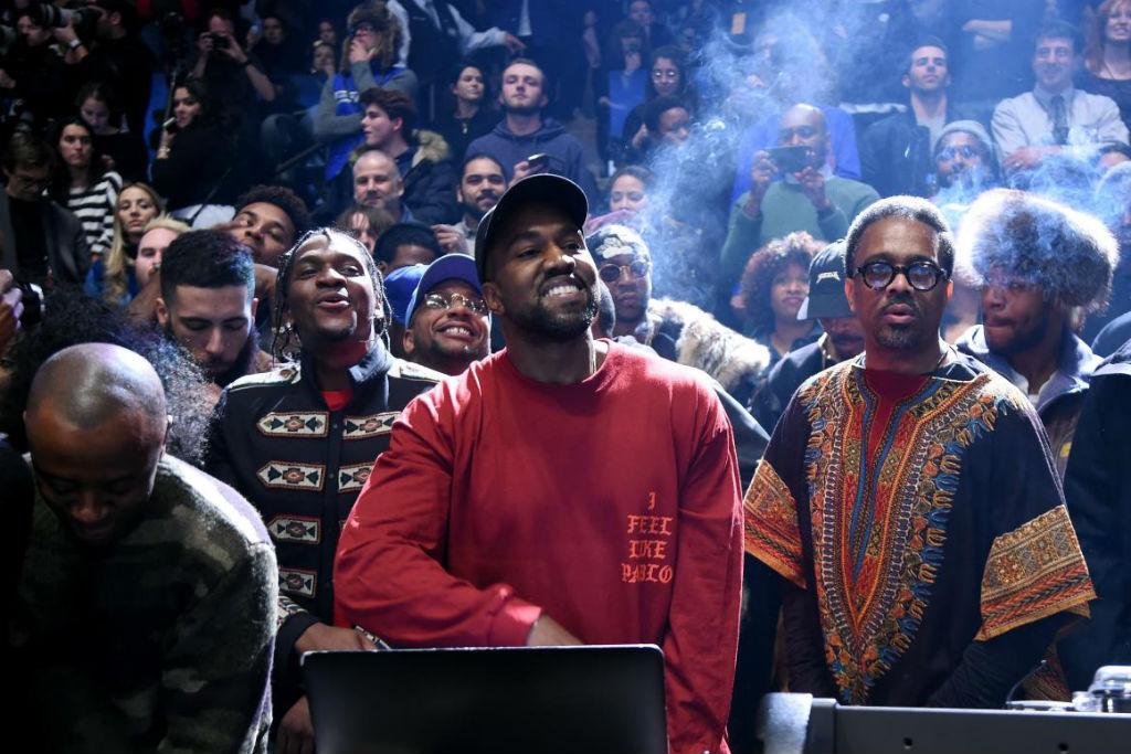 Kanye West Announces The Life of Pablo Pop-Up Shop