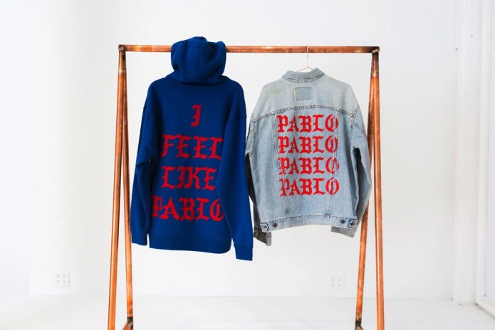 Kanye West's 'Pablo' Pop-Up Shop Sold $1 Million In Merch