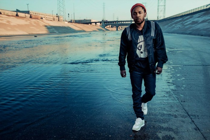 Kendrick Lamar is Back in the Studio Recording