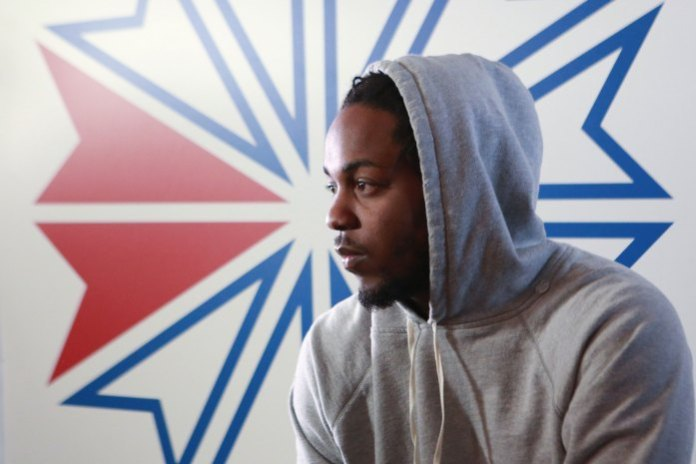 Kendrick Lamar Hosts an Impromptu Freestyle Session & Rap Battle