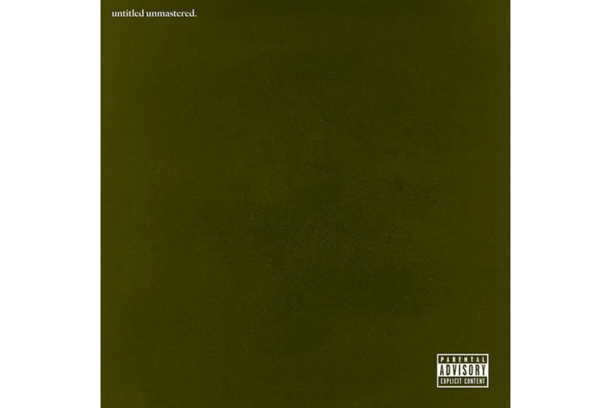 Stream Kendrick Lamar's New Album, 'untitled unmastered'
