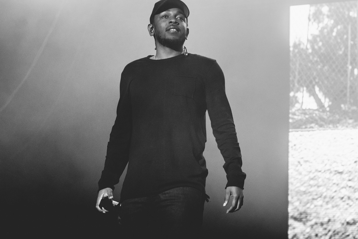 Kendrick Lamar's 'untitled unmastered.' Debuts at No. 1