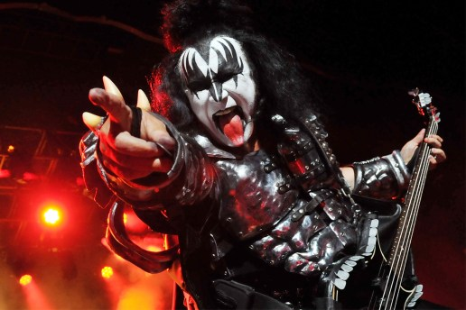 """KISS's Gene Simmons Predicts That """"Rap Will Die"""""""