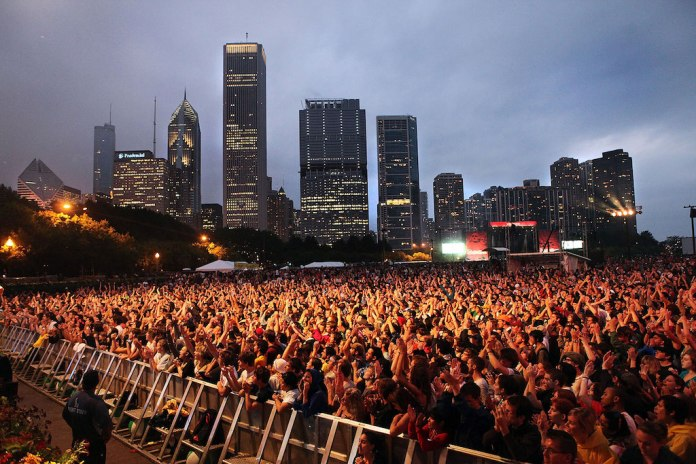 Lollapalooza Announces 2016 Lineup
