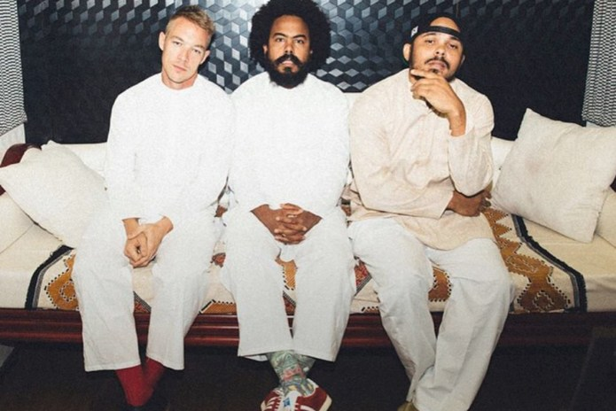 "Major Lazer Remixes Vince Staples & With You.'s ""Ghost"""