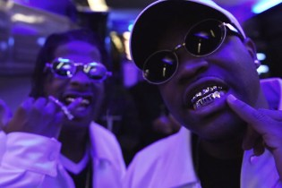 "A$AP Rocky Drops A$AP Ferg & Marty Baller's ""Big Timers"" Video for Wavy Wednesdays"