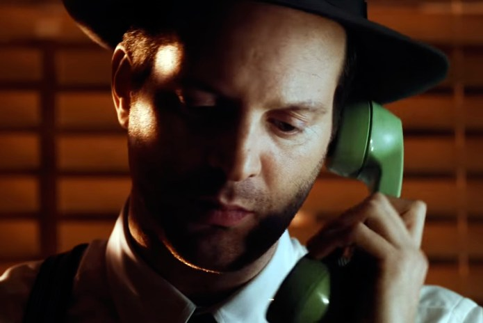 "Mayer Hawthorne is a Romantic Detective in ""Love Like That"" Video"