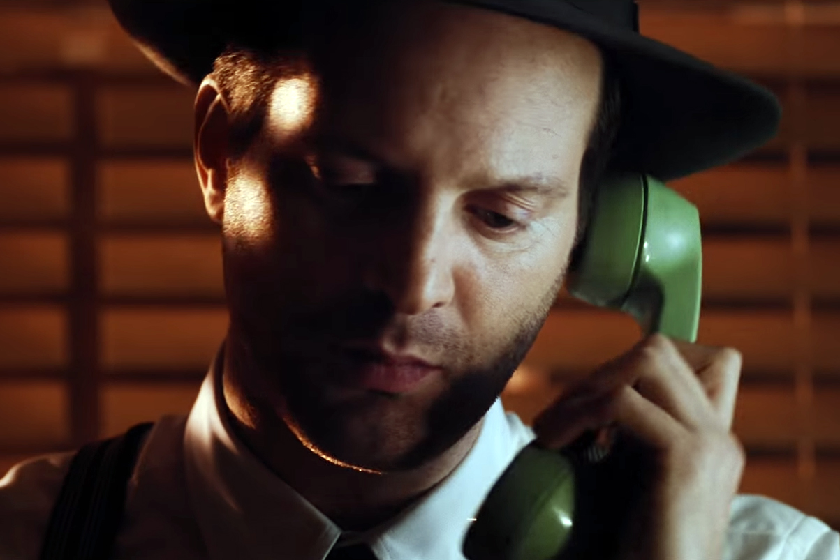 """Mayer Hawthorne is a Romantic Detective in """"Love Like That"""" Video"""