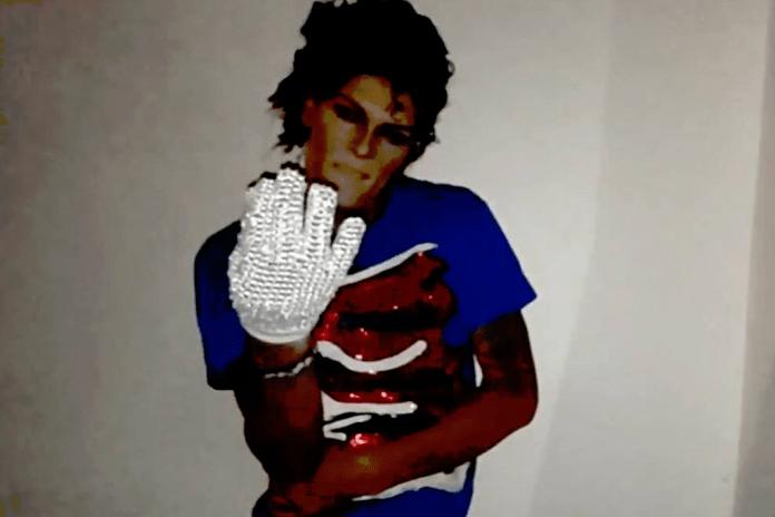 Rapper Calls Himself Michael Trapson, Makes Michael Jackson Trap Music