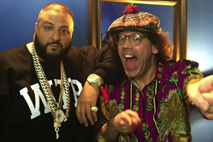 Nardwuar Takes on DJ Khaled for New Interview